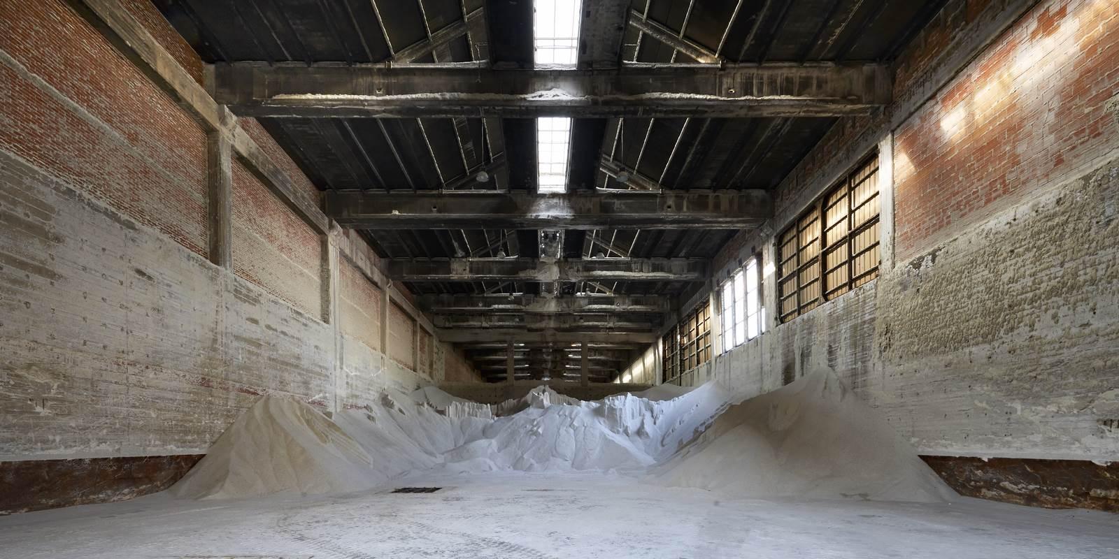 capannoni per 20 mila metri quadri