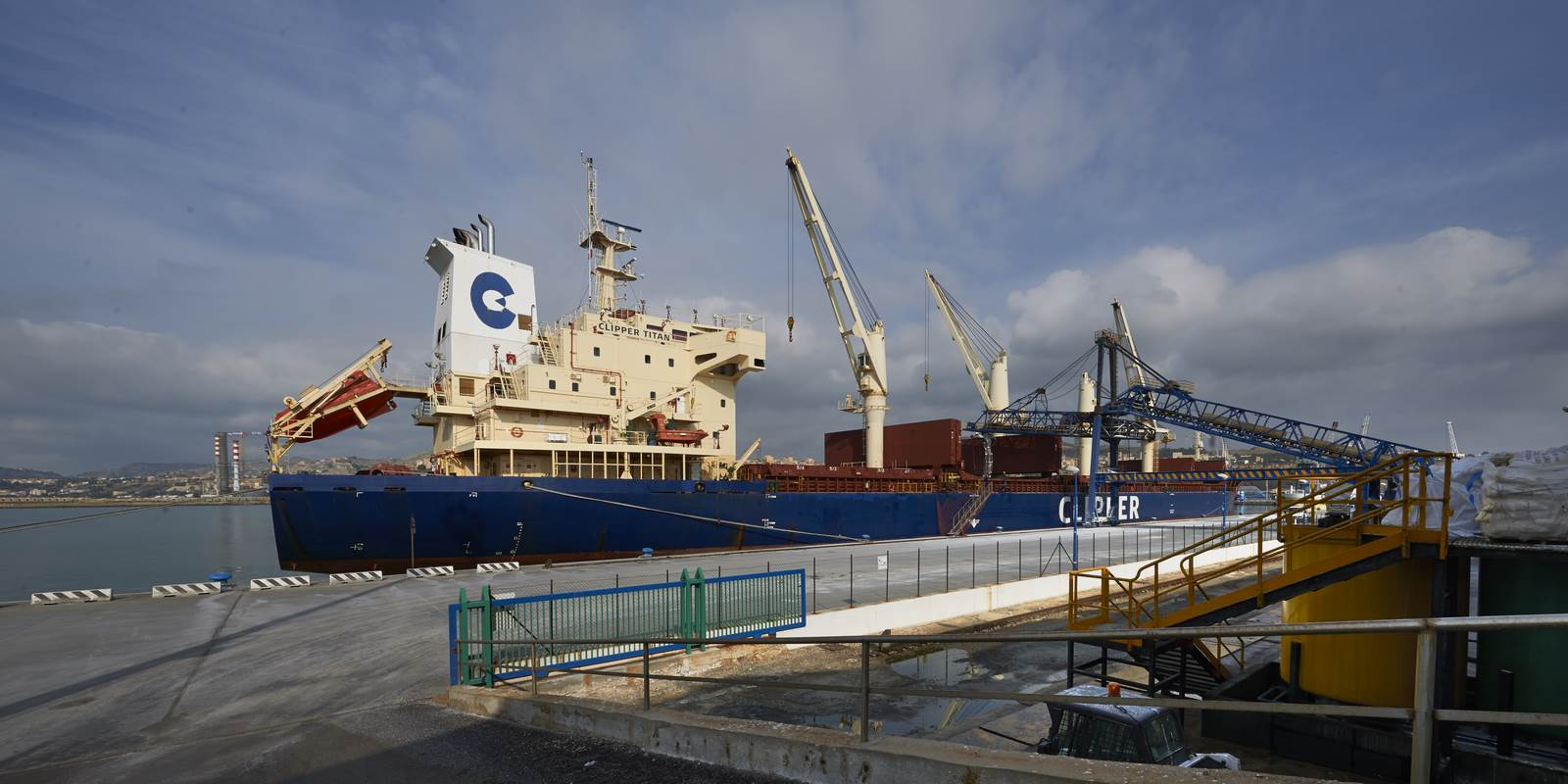 navi per il mercato italiano ed estero