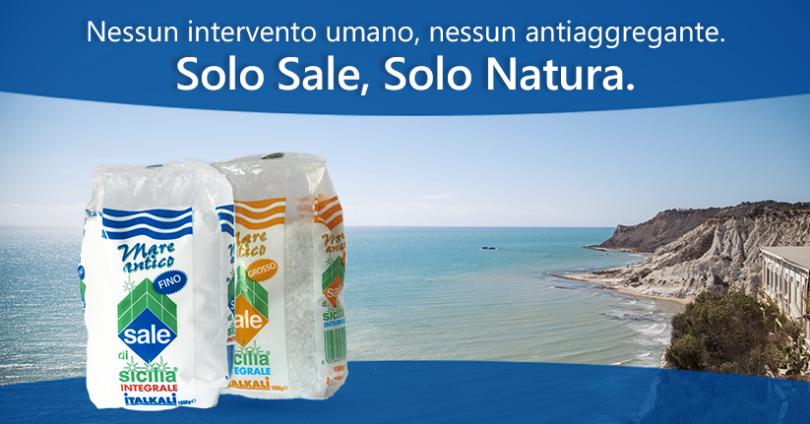 sale di sicilia mare antico