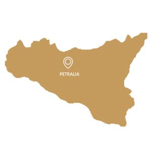 Petralia - Giacimento