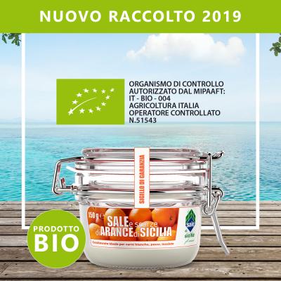 arancia 2019 prodotto bio