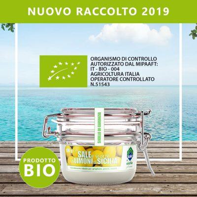limoni 2019 prodotto bio