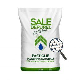 SALE NATURALE DEPUREL PASTIGLIE ART 549